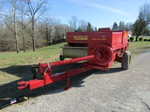 New Holland 570 Square Hay Baler