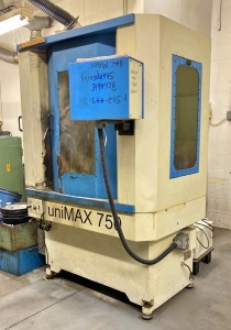 Unimax 750 Top Grinder and Widma Carbide Face/Top Grinder