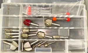 Carbide Router Bits - NEW
