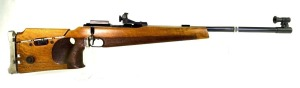 Walther Match Style .22 Rifle