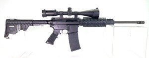 DPMS Panther Arms Model A-15 .223 Rifle