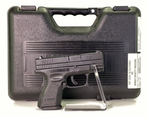Springfield Armory Model XD-40 Subcompact .40 Pistol
