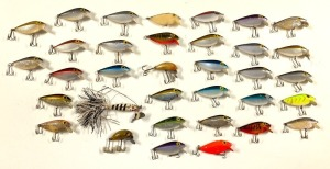 Vintage Thin Fin Fishing Lures