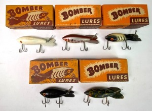 Bomber Bait Co. Lures