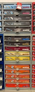 Midwest Fastener Corp. Hardware Assortment & Display Bins