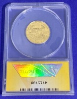 1992-P $10 Gold Eagle PF-69 ANACS - 5