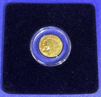 1915 $2.50 Indian Head Gold - 2