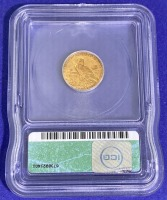 1928 $2.50 Indian Head Gold MS-61 ICG - 4
