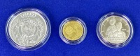 2019 US Mint American Legion 100th Anniversary Gold & Silver Coin Set - 5