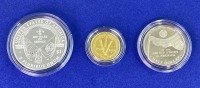 2019 US Mint American Legion 100th Anniversary Gold & Silver Coin Set - 6