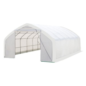 Straight Wall PVC Shelter-New