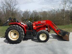 Branson 4720i 4x4 Tractor with Loader