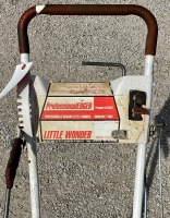 Little Wonder Sidewalk Edger - 6