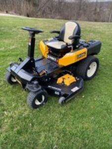Cub Cadet Z-Force S-60 Commercial Zero Turn Lawn Mower