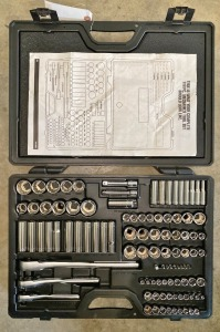 Craftsman 118-Piece Tool Set