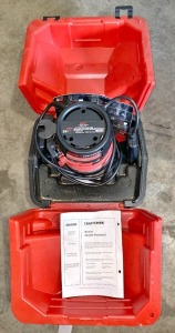 Craftsman 1.5HP Router with Case