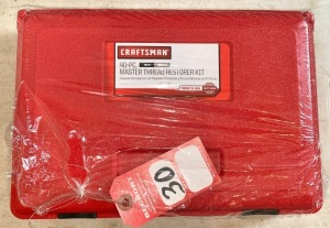 Craftsman 40-Piece Master Thread Restorer Kit