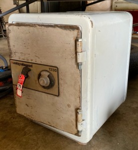Century Valueguard Combination Safe