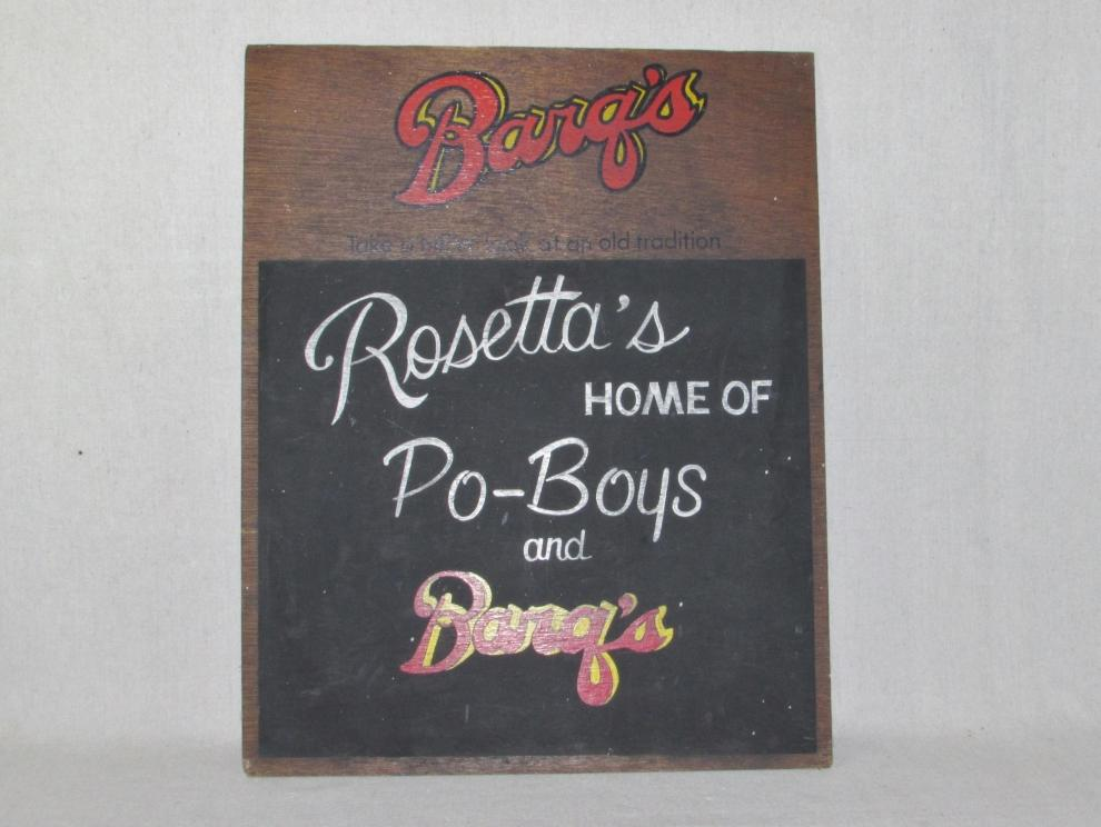 barq s root beer menu sign current price 35