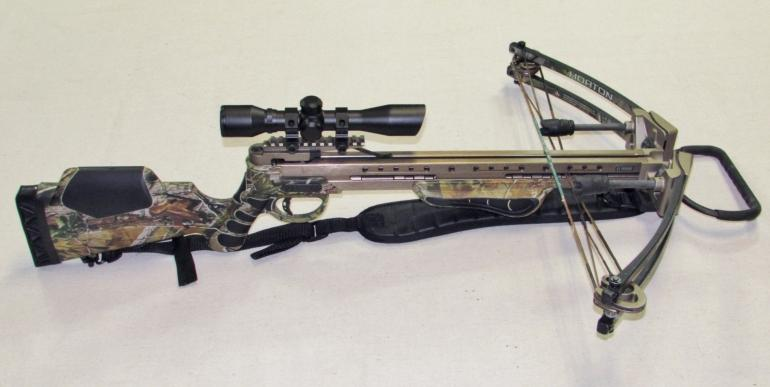 Horton Team Realtree Ultra-Lite Express Crossbow - Current