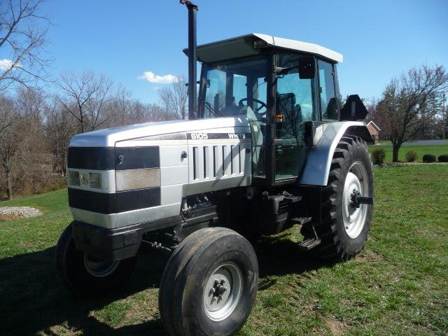 1994 Agco-White 6105 Tractor - Current price: $19000