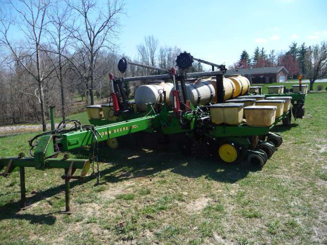 John Deere 7000 12 Row Corn Planter Current Price 2450