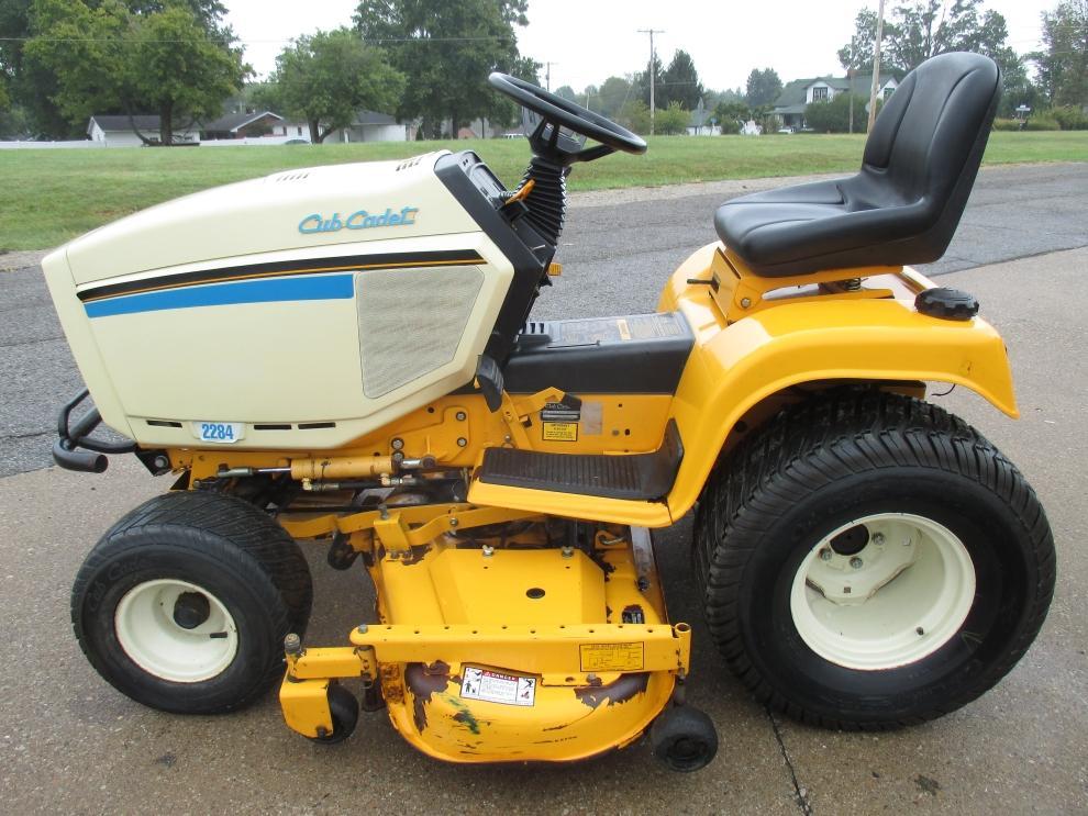 Cub Cadet Lawn Tractor Front Bumper : Cub cadet super garden tractor current price