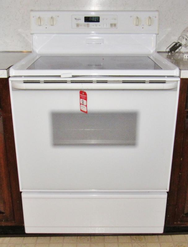 Whirlpool Electric Gl Top Range Please Wait Click Image To Enlarge