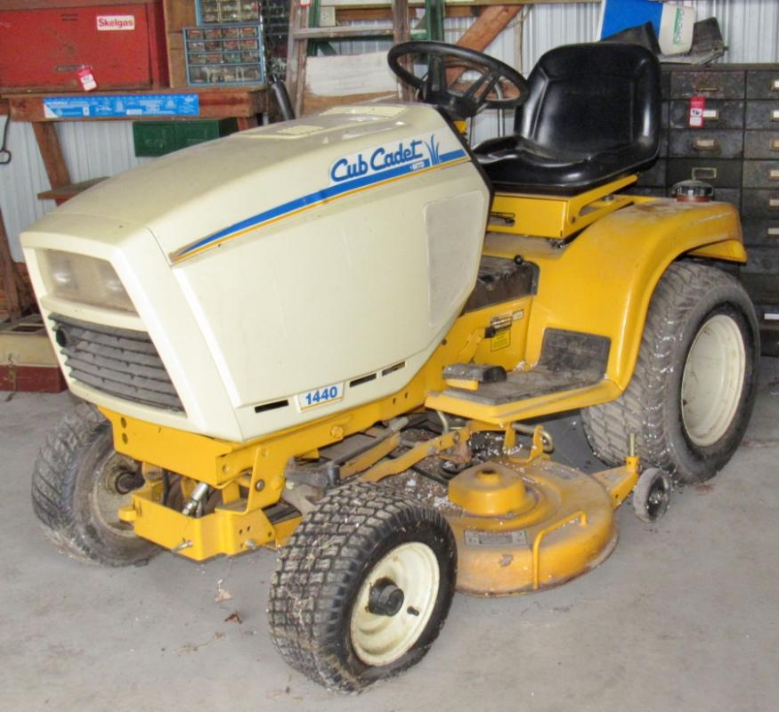 Old Cub Cadet Lawn Tractors Identification – Daily Motivational Quotes