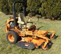 "2009 Scag Turf Tiger 61"" Heavy-Duty Commercial Zero-Turn Mower"