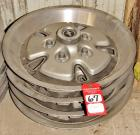 Vintage Ford Mustang Hubcaps