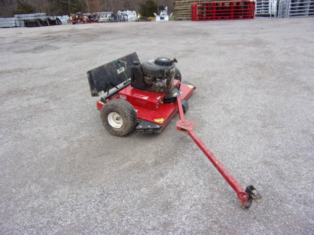 Swisher Pull Behind Lawn Mower - Current price: $550