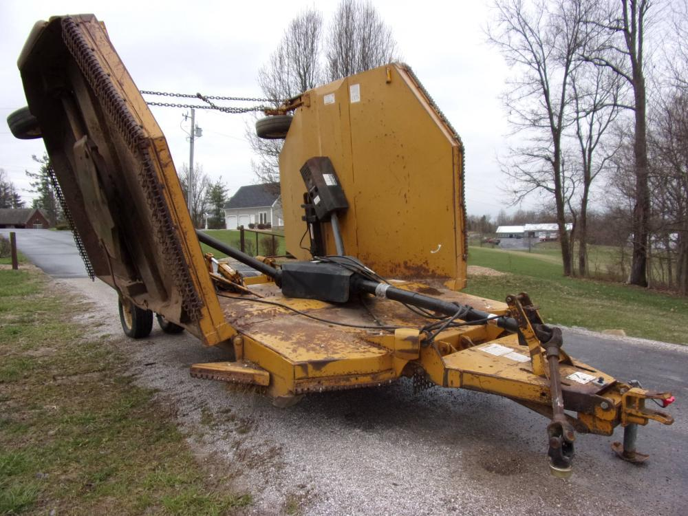 Woods 9581 20' Batwing Rotary Mower - Current price: $3500