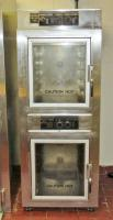 Nu-Vu UB-E5/5 V-Air Double Deck Full Size Electric Convection Oven