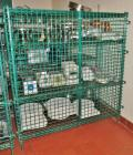 Eagle Stationary Security Cage