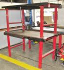 Metal Top Workbenches