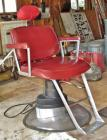Belvedere Electro-Draulic ED50 Barber Chair