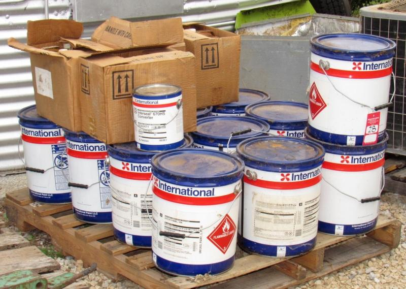International Interthane 990 Polyurethane - Current price: $100