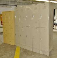 Shop Lockers