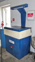 Mansur Model No. 500 Parts Washer