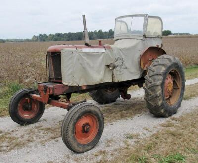 1957 Allis Chalmers WD45 Tractor