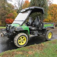 2011 John Deere 825I Gator Utility Vehicle