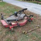 LMC Rear Mounted Finish Mower