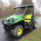2015 John Deere XUV550 Utility Vehicle