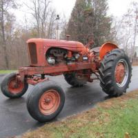 Allis Chalmers WD-45 Tractor