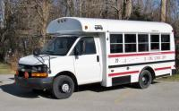 2004 Chevrolet Mid Bus Inc. 15-Person Bus