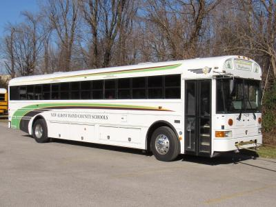 2006 International IC RE300 44-Passenger Tour Bus